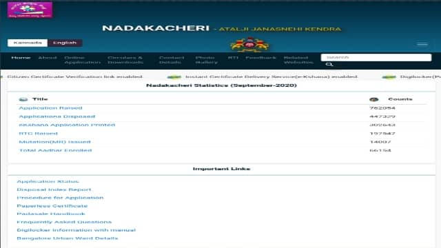 How to apply income certificate online at home